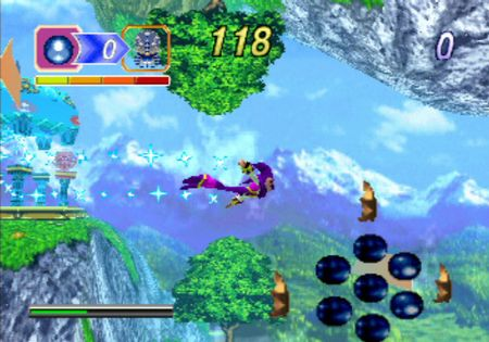 NiGHTS Into Dreams - 57310