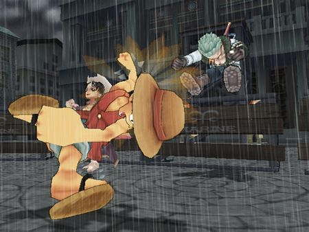 One Piece: Grand Battle - 49575
