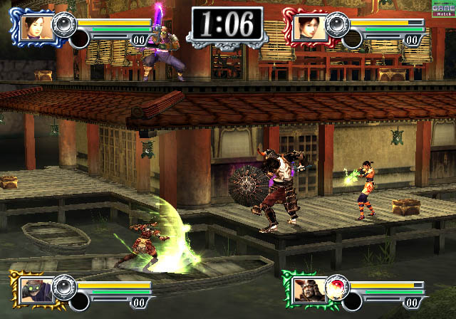 Onimusha: Blade Warriors - 41179
