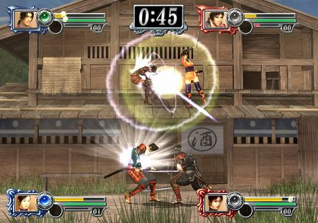 Onimusha: Blade Warriors - 41172