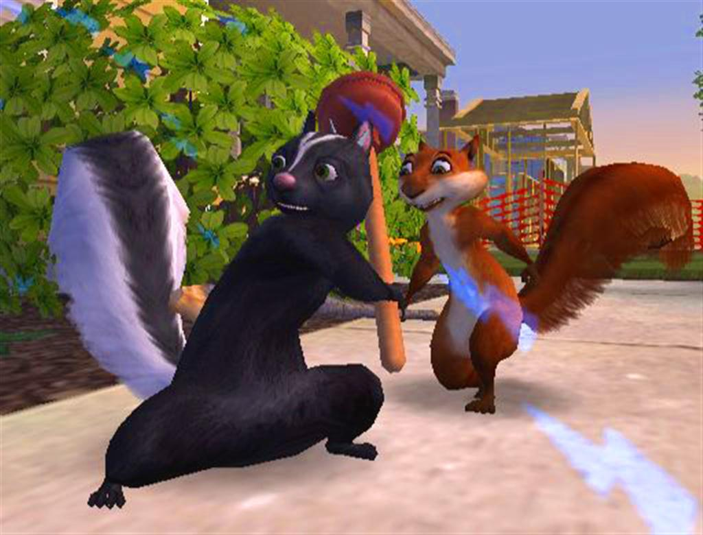Over The Hedge - 52439