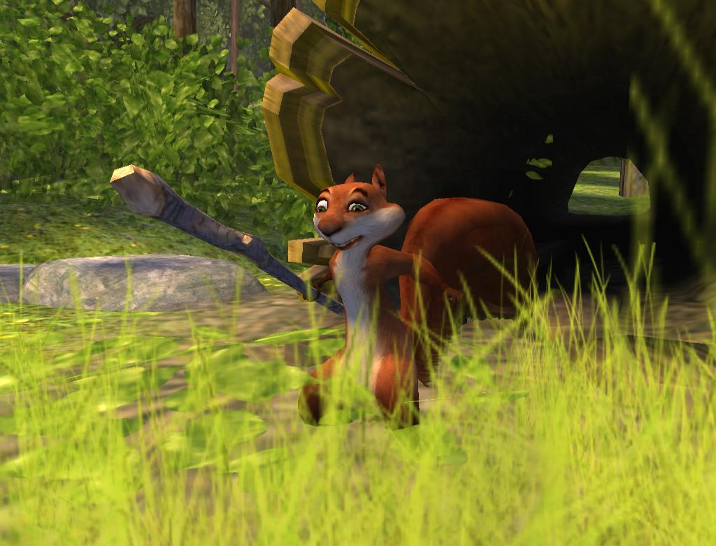 Over The Hedge - 52422