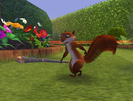 Over The Hedge - 52431