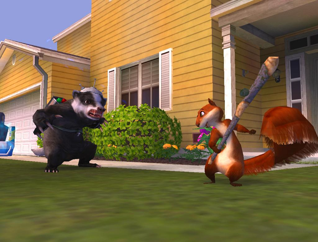 Over The Hedge - 52433
