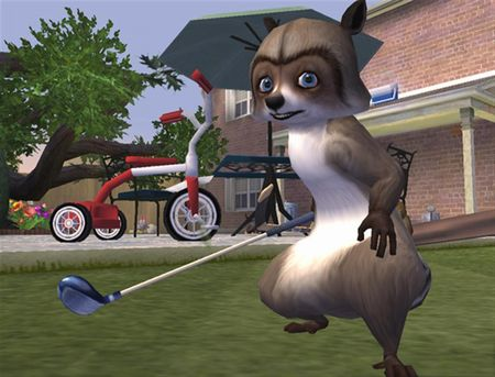 Over The Hedge - 52435