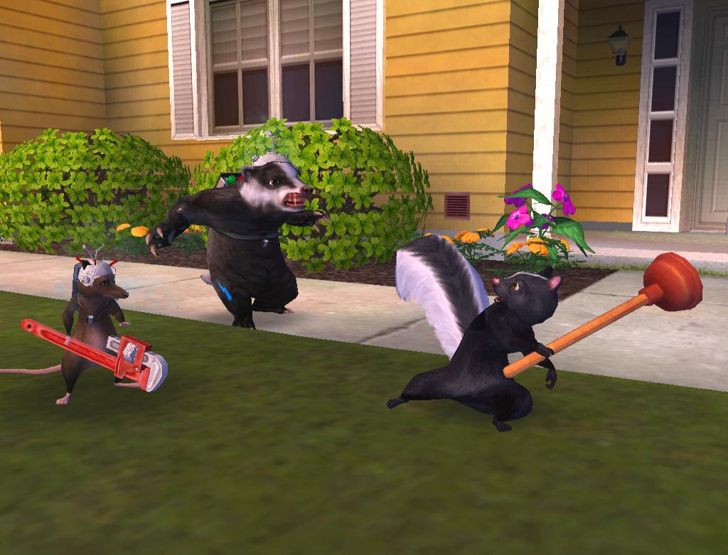Over The Hedge - 52438
