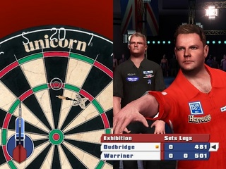PDC World Championship Darts 2008 - 58181