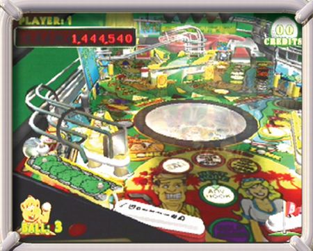 Pinball Hall of Fame - 48174
