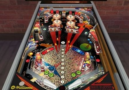 Pinball Hall of Fame: The Williams Collection - 58207
