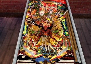 Pinball Hall of Fame: The Williams Collection - 58213