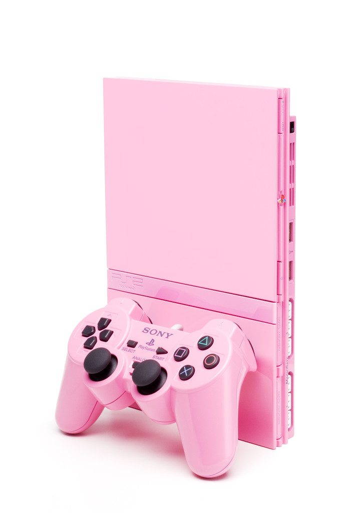 Photos: Pink PS2 - 54060