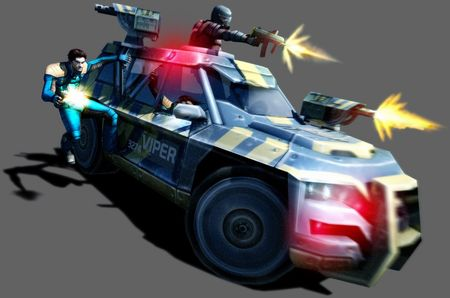 Pursuit Force: Extreme Justice - 58571