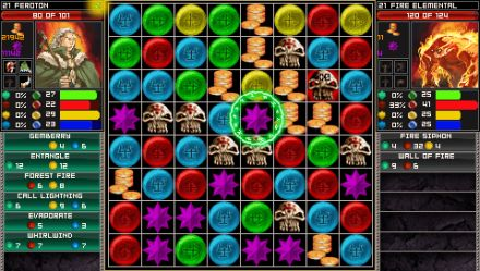 Puzzle Quest: Challenge of the Warlords - 57626