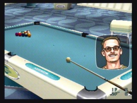 Q-Ball: Billiards Master - 06931