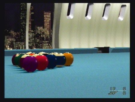 Q-Ball: Billiards Master - 06932