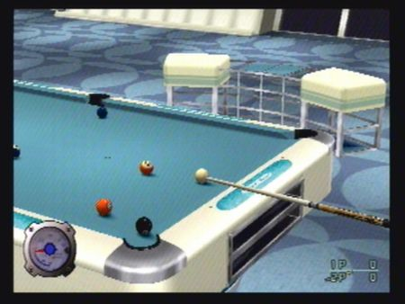 Q-Ball: Billiards Master - 06933
