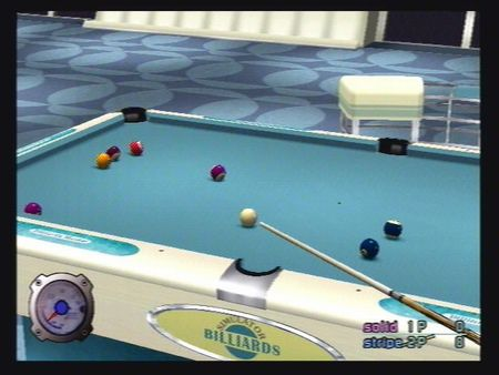 Q-Ball: Billiards Master - 06937