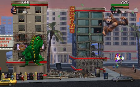 Rampage: Total Destruction - 51914