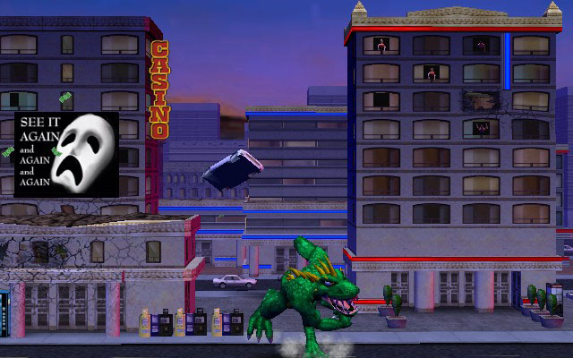 Rampage: Total Destruction - 51909