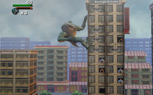 Rampage: Total Destruction - 51910