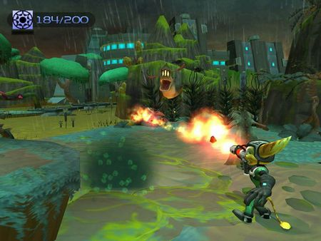 Ratchet and Clank: Going Commando - 40596