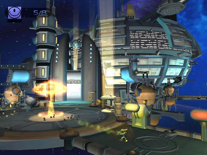 Ratchet and Clank: Going Commando - 40597
