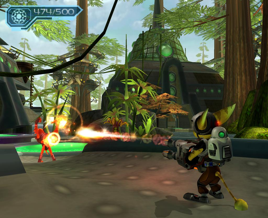 Ratchet and Clank 3 - 44242