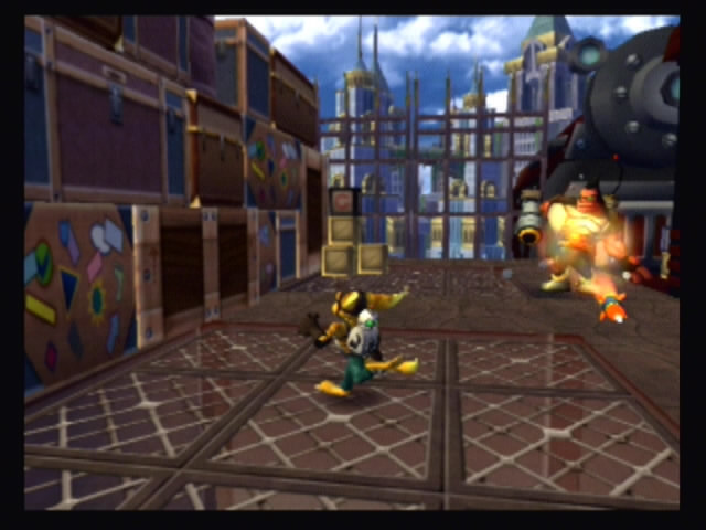 Ratchet and Clank - 34180