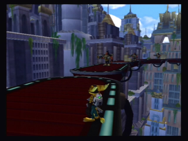 Ratchet and Clank - 34185