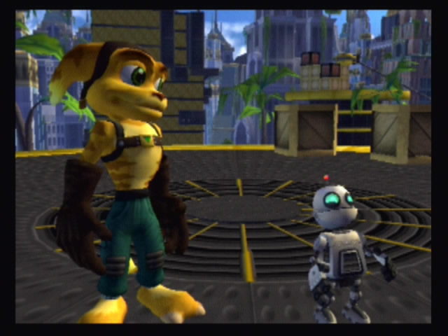 Ratchet and Clank - 34211