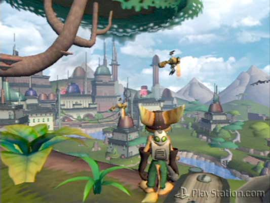 Ratchet and Clank - 34230
