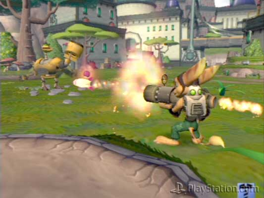 Ratchet and Clank - 34231