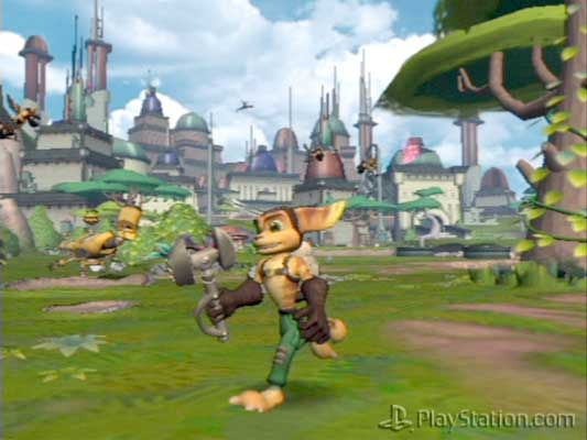 Ratchet and Clank - 34232