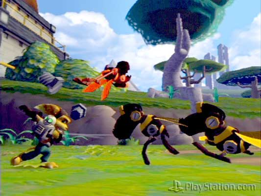 Ratchet and Clank - 34235