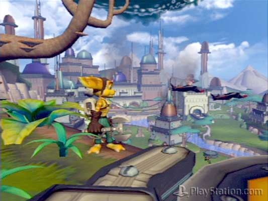 Ratchet and Clank - 34236