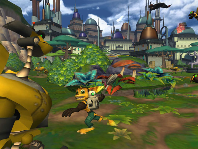 Ratchet and Clank - 34227