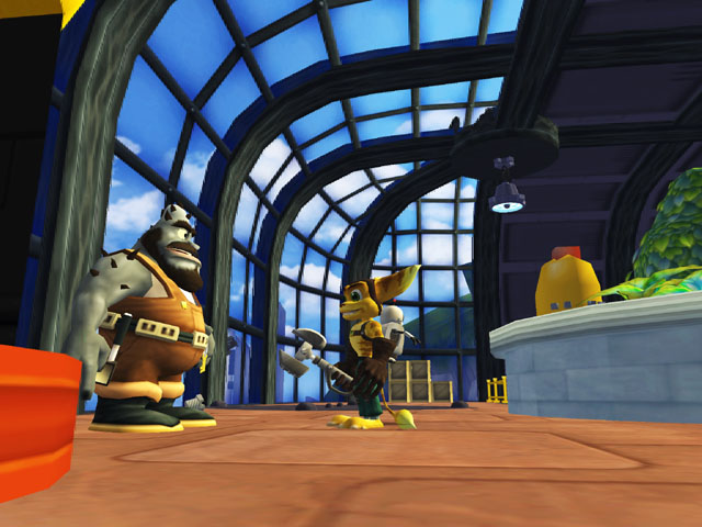 Ratchet and Clank - 34224