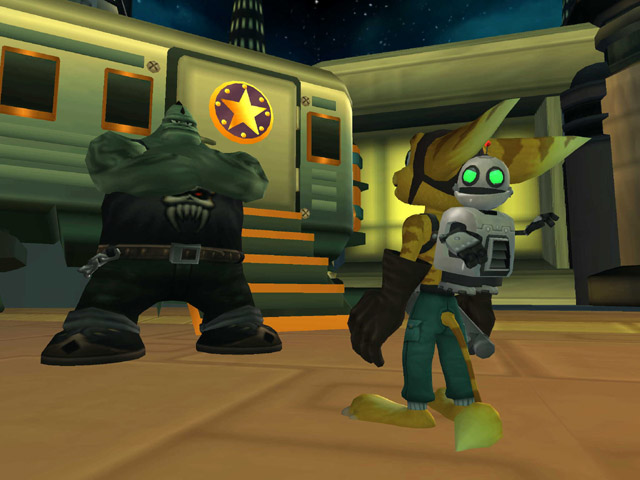 Ratchet and Clank - 34138