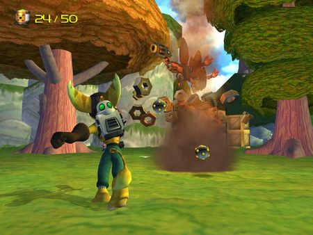 Ratchet and Clank - 34141