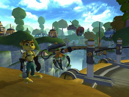 Ratchet and Clank - 34143