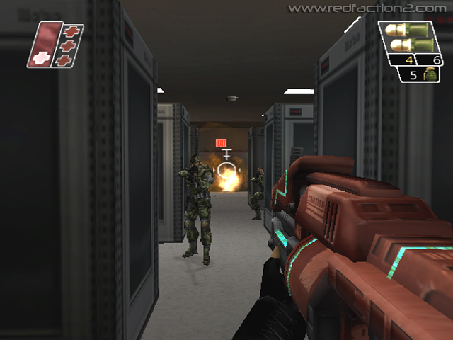Red Faction 2 - 35768
