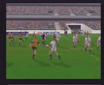 Rugby - 12080