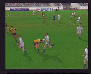 Rugby - 12083