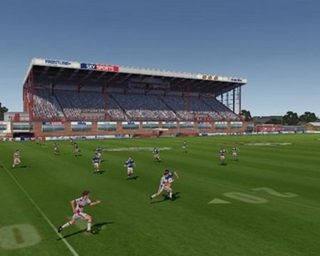 Rugby League 2: World Cup Edition - 59814