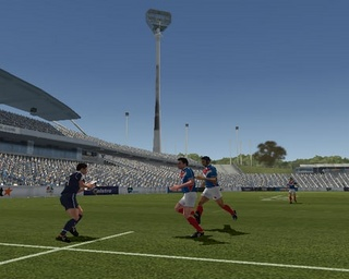 Rugby League 2: World Cup Edition - 59815