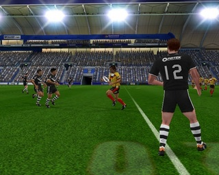 Rugby League 2: World Cup Edition - 59817