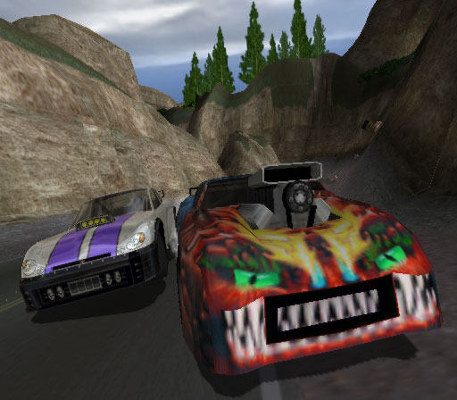 Rumble Racing - 11612