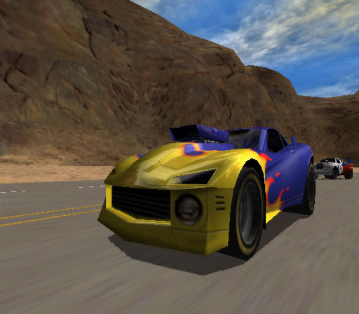 Rumble Racing - 11627