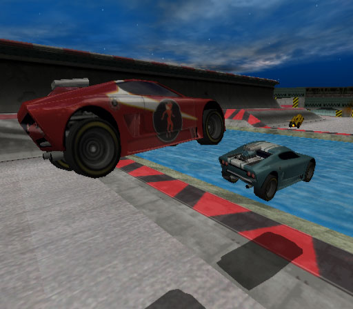 Rumble Racing - 11630