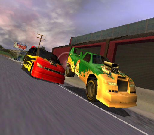 Rumble Racing - 11635
